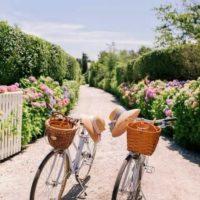 Sobre bicicletas, ajuda e autorresposabilidade.